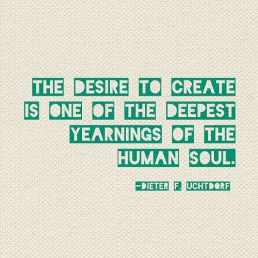the-desire-to-create-is-one-of-the-deepest-yearnings-of-the-human-soul-quote-design-creativity-art